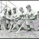 DUKE SNIDER-ROBINSON-REESE-CAMPY-GIL HODGES 11x14 SIZE