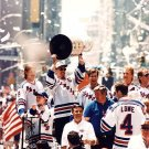 NEW YORK RANGERS - MARK MESSIER - CITY HALL STANLEY CUP