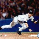 NEW YORK YANKEES- DEREK JETER FIELDING GEM 2001 WS