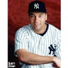 NEW YORK YANKEES- DEREK JETER STUDIO PHOTO 1997