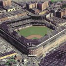 BROOKLYN DODGERS- EBBETS FIELD COLOR AIREAL