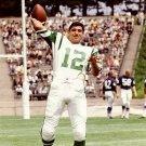 NEW YORK JETS- JOE NAMATH- COLOR - YALE BOWL