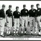 NEW YORK GIANTS- ALLIE SHERMAN & COACHING STAFF