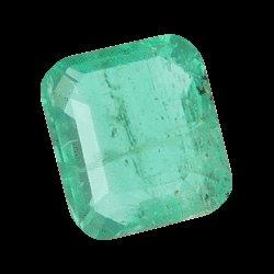 Fine Green Octagon Cut Emerald SKU: G775539265