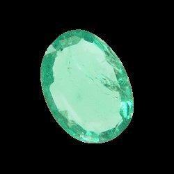Fine Green Oval Emerald SKU: G775539145