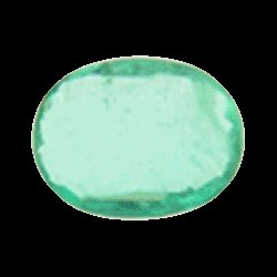 9.1X7.0 mm. Green Oval SKU: G775595789