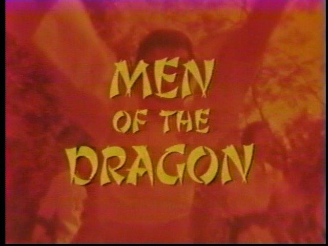 MEN OF THE DRAGON 1974 FILM KATIE SAYLOR ROBERT ITO JOSEPH WISEMAN
