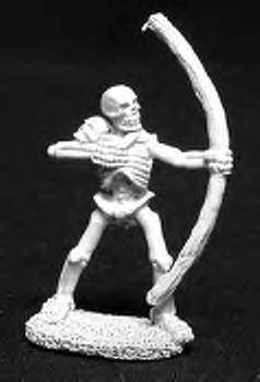 Reaper Miniatures #2013  Skeleton with Bow (OOP)