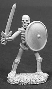 Reaper Miniatures #2015  Skeleton with Sword (OOP)