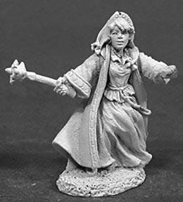 Reaper Miniatures #2024 Diva the Blessed (OOP)
