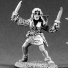 Reaper Miniatures #2031 Michelle Dancing Blades (OOP)