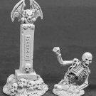 Reaper Miniatures #2043, Undead Rising (OOP)