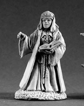 Reaper Miniatures #2046, Selene the Unbroken (OOP)