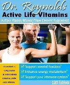 Dr. Tim's Active Life Vitamins