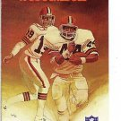 1988 CLEVELAND BROWNS FOOTBALL SCHEDULE