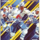 1984-85 QUEBEC NORDIQUES HOCKEY SCHEDULE FRENCH