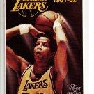 1981-82 LOS ANGELES KINGS LAKERS HOCKEY BASKETBALL SCHEDULE