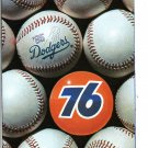 1985 LOS ANGELES DODGERS BASEBALL SCHEDULE