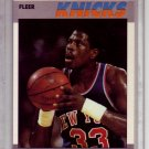PATRICK EWING 1987-88 FLEER CARD # 37