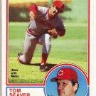 TOM SEAVER 1983 OPC CARD # 52