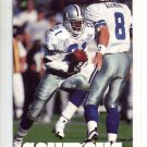 1996 DALLAS COWBOYS FOOTBALL SCHEDULE TROY AIKMAN