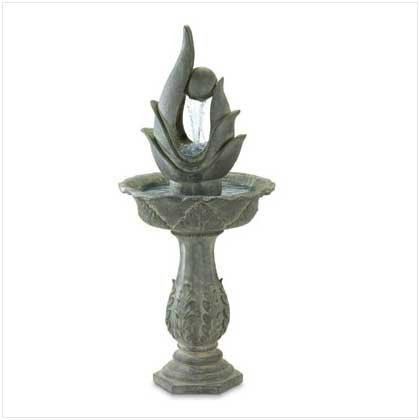 Designer Fountain with Stand  #37276