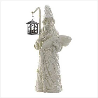 Wizard of the Forest Statue  #38959