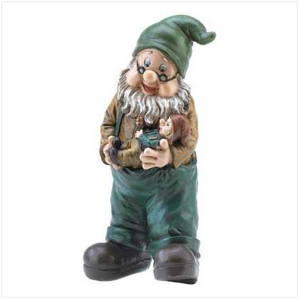 Grandpa Garden Gnome  #39693