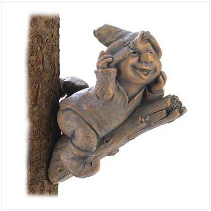 Merry Gnome Tree Decor  #39700