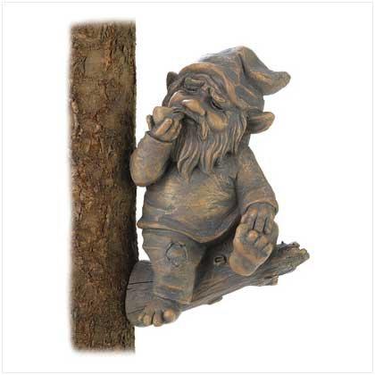 Grandfather Gnome Tree Decor  #39701