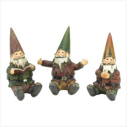Mini Gnome Trio  #12482