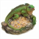 Green Iguana Birdfeeder  #12787