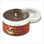 American Coffee Scent Tin Candle  #12801