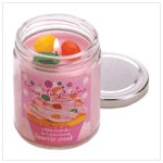 Jellybean Scent Candle  #12835