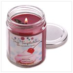 Cherry Chip Scent Candle  #12831