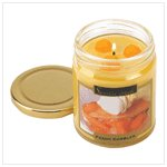 Peach Cobbler Scent Candle  #39638