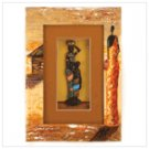 Tribal Mother Shadow Box  #12884