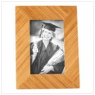 Bamboo Mosaic Photo Frame  #12898
