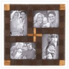 4-in-1 Collage Picture Frame  #12250