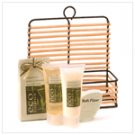 Bamboo-Lemongrass Bath Set  #12991