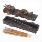 Dragon Incense Burner  #39606