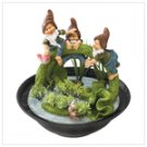 Playful Pals Tabletop Fountain  #39566