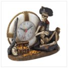 Buccaneer Desk Clock  #12908