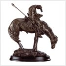 The End of the Trail Horse Figurine  #31044