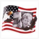 Patriotic Photo Frame  #12030