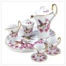 Hummingbird Mini Tea Set  #39955