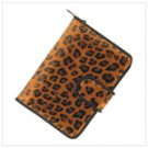 Golden Wild-print Wallet  #39728