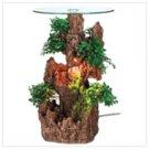 Bonsai Fountain Accent Table  #13086