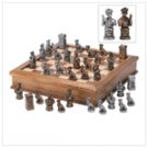 Police Officer Chess Set  #13502