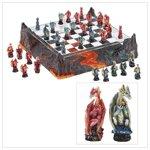 Dragon�S Realm Chess Set  #13210